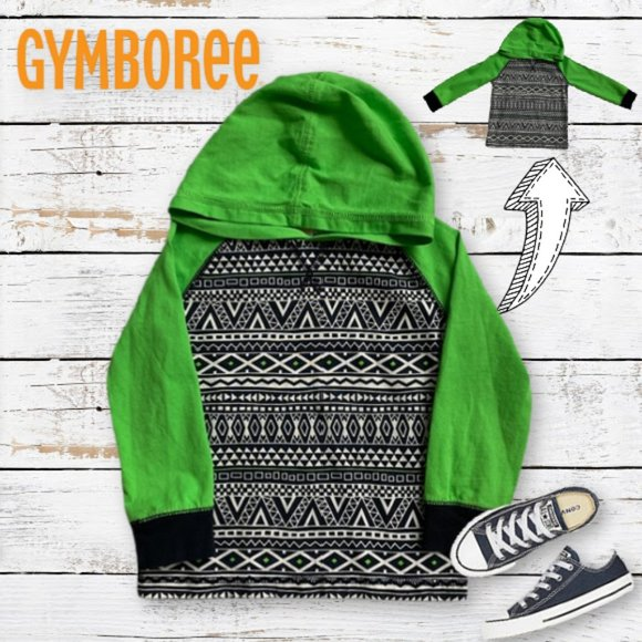 Gymboree Other - ⤵️GYMBOREE Pullover Hoodie